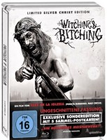 Witching & Bitching BR STEELBOOK Lim Silver Christ Uncut