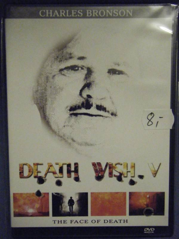 Death Wish V The Face of Death LASER PARADISE