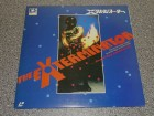 The EXTERMINATOR Japan  Laserdisc LD Top Zustand