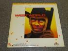 WESTWORLD  Laserdisc LD Top Zustand