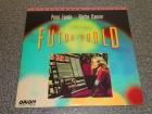 FUTUREWORLD  Laserdisc LD Top Zustand