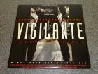 VIGILANTE   Laserdisc LD Top Zustand William Lustig