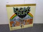 LOGAN'S RUN Flucht ins 23. Jahrhundert Laserdisc LD