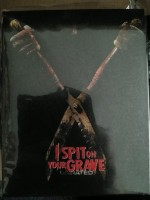 I Spit on Your Grave Unrated kl.BD Hartbox Cover B