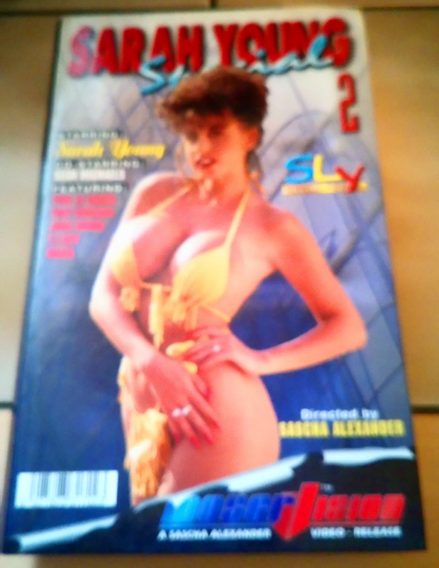 Sarah Young Special 2-SLY VHS