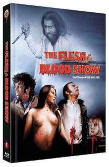 Flesh and Blood Show BR/DVD Wicked-Vision MEDIABOOK LE222ovp