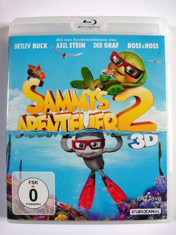 Sammys Abenteuer 2 in 3D - Detlev Buck, Axel Stein, Graf