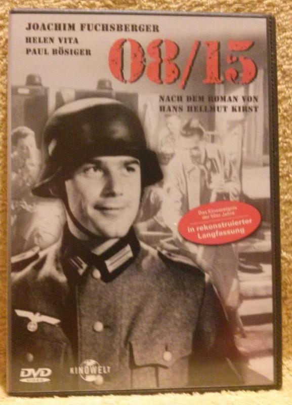 08/15 Dvd rekonstruierte Langfassung J. Fuchsberger (C)