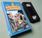 3 Schwedinnen in Oberbayern VHS Monte Video / Gianni Garko