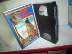 VHS - Nackt und zerfleischt - Marketing Einleger Rarität