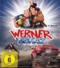 Werner - Eiskalt! (Blu Ray 2011) wie NEU !!!