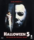 Halloween 5 [Blu-ray] (deutsch/uncut) NEU+OVP