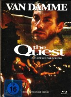 The Quest Mediabook 2-Disc 250 Limit Ovp Uncut Van Damme