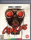 THE CRAZIES Blu-ray Import George A. Romero SciFi Horror