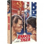 Karate Tiger - Mediabook - Cover A - lim. Nr. 77/333