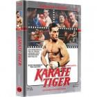 Karate Tiger - Mediabook - Retro Cover C - lim. Nr. 77/333