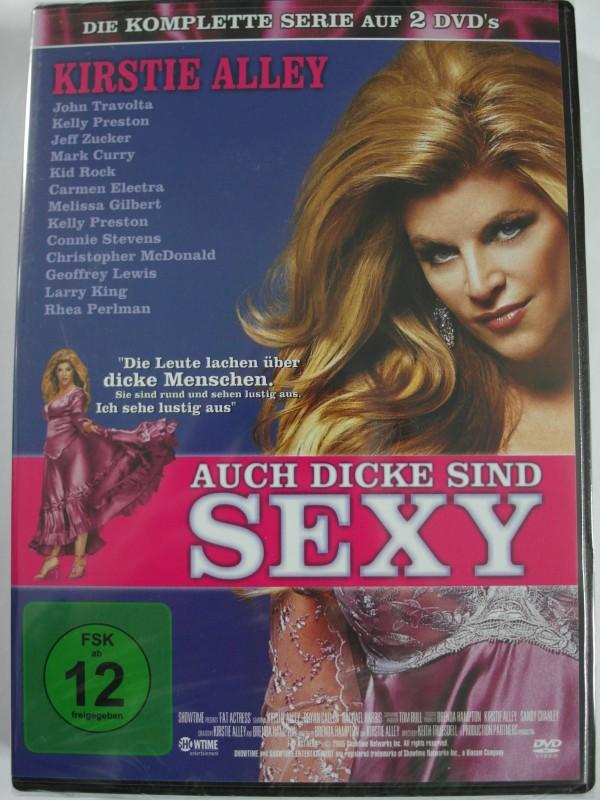 Auch Dicke sind sexy - komplette TV Serie, Kirstie Alley