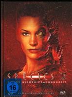 Species II 2 Mediabook B 008/333 Ovp Uncut 2-Disc Limited 84