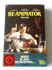 RE ANIMATOR 1-3 - VHS RETRO-DESIGN(4x Bluray)OVP UNCUT