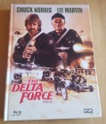Delta Force  - Mediabook -  Chuck Norris - NSM - Blu - ray