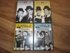 Laurel & Hardy (Dick & Doof) Sammlung 4 Stück DVD