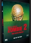 ZOMBIE 2 - DAY OF THE DEAD - Steelbook - Uncut