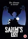 Salem's Lot - UK DVD - Code 2 - neuwertig