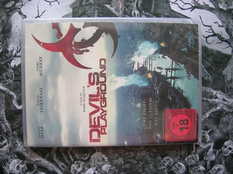 DEVIL`S PLAYGROUND DVD EDITION NEU OVP