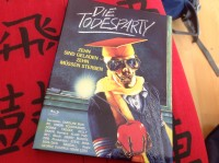 Die Todesparty, X-Rated Mediabook Cover A