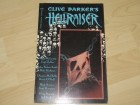 Clive Barker's Hellraiser Comic USA 1990