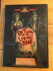 The return of the living dead DVD Uncut