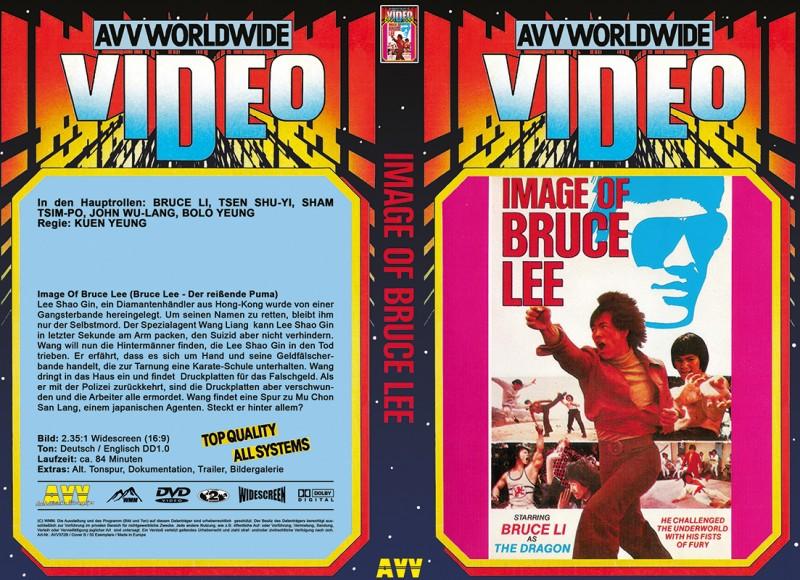 The Image of Bruce Lee (Große Hartbox) NEU ab 1€
