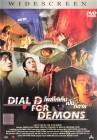 Dial D For Demons   100% ungeschnittene US DVD wie NEU