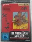 Die Wildgänse kommen - Richard Burton, Roger Moore, Krüger