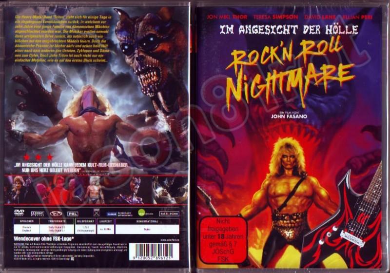 Im Angesicht der Hölle / DVD NEU OVP uncut RAR Nightmare