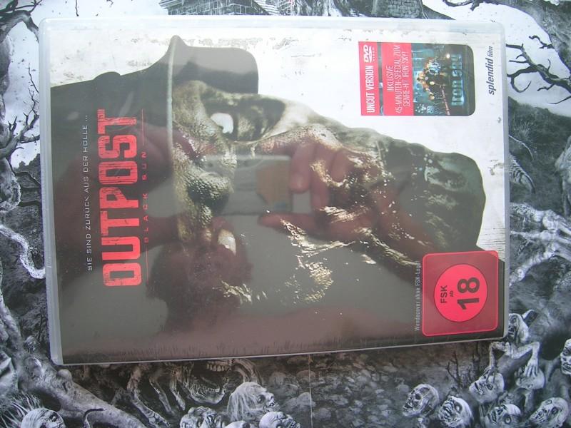 OUTPOST BLACK SUN UNCUT DVD EDITION NEU OVP