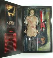 Leatherface Sideshow Figur Texas Chainsaw Massacre neuwertig