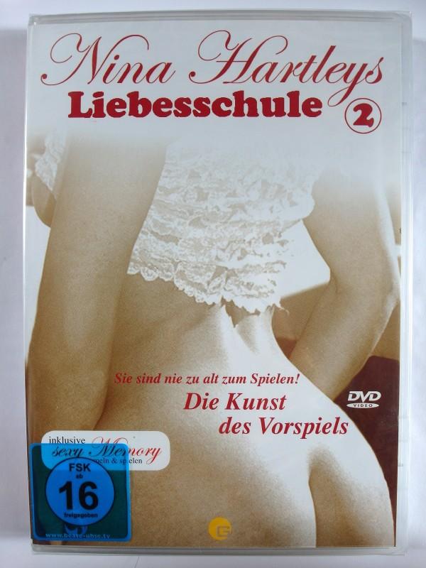 Nina Hartleys Liebesschule 1, 2, 3, 4 - Erotik Sammlung