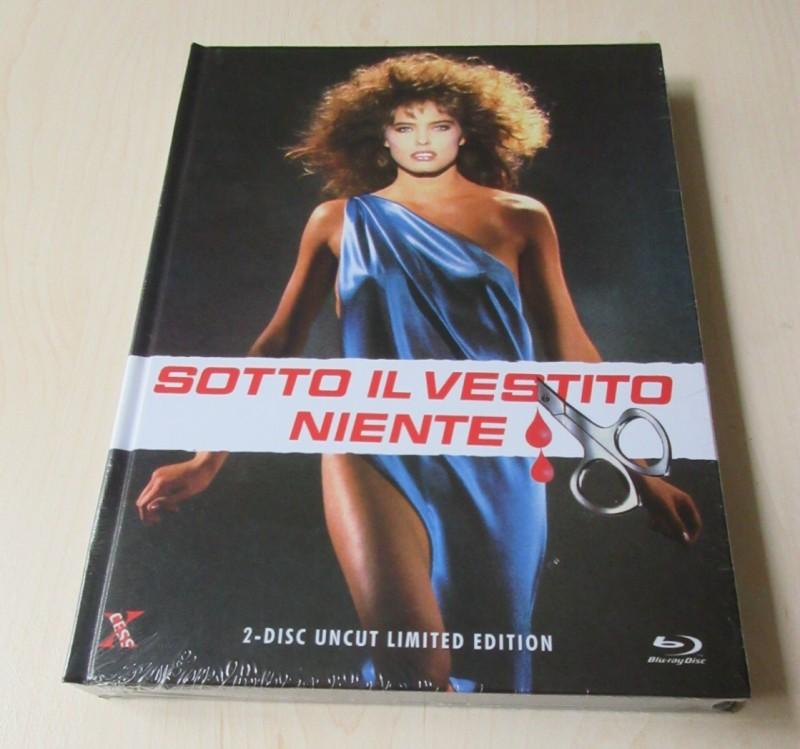The Last Shot - Mediabook - OVP - Lim. 150
