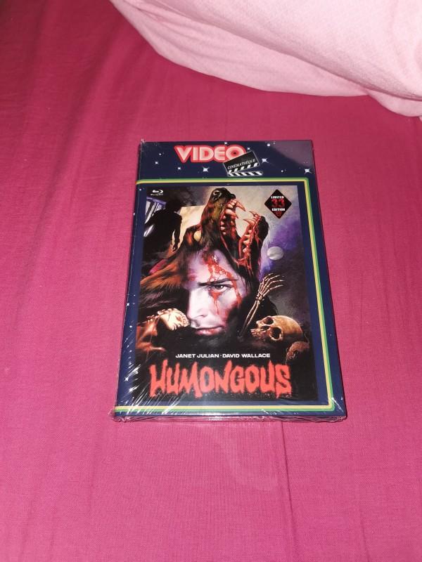 Humongous X-Rated Gr Hartbox Blu-ray 33er NEU&OVP NSM XT