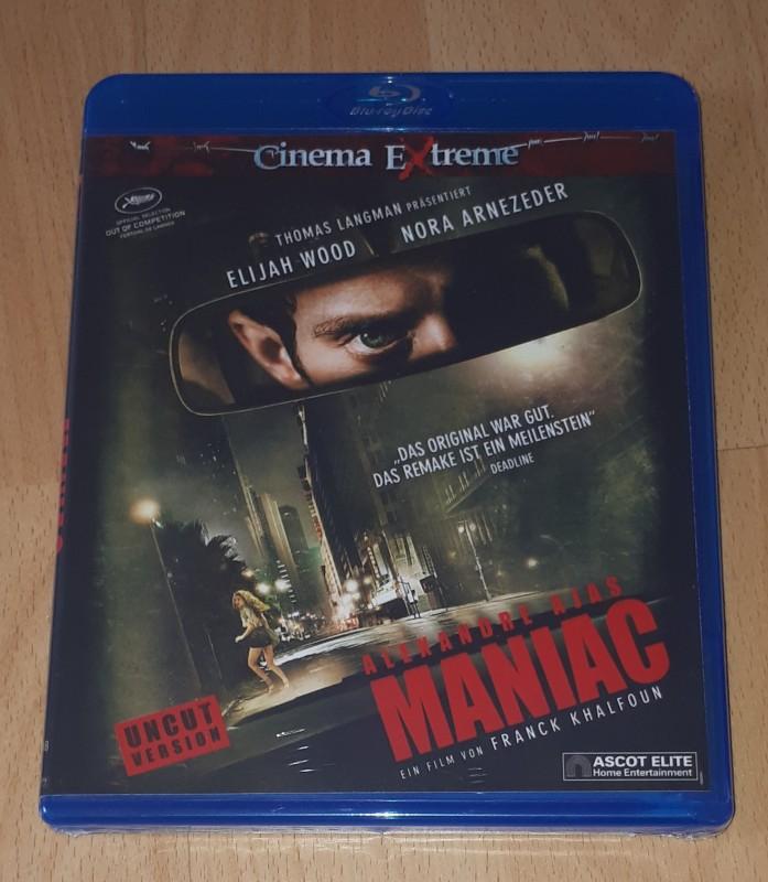 Maniac Remake Uncut Edition