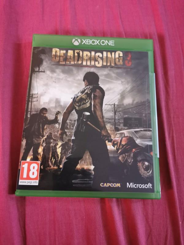 Dead Rising 3 Xbox One Microsoft Uncut
