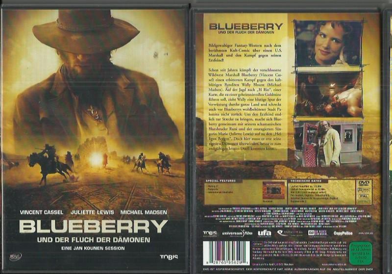 Blueberry und der Fluch der Dämonen (001365245,Konvo91)