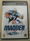Madden NFL 2001 PS2