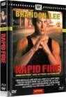 Rapid Fire - Mediabook D (Blu Ray+DVD)