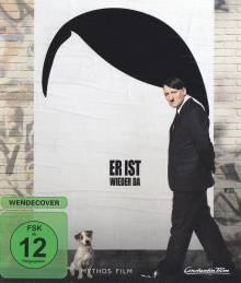 Er ist wieder da (Blu - Ray 2015) wie NEU