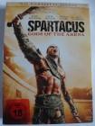 Spartacus - Gods of the Arena - Komplette Season - J. Hannah