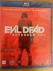 Evil Dead - Extended Cut Blu Ray Fede Alvarez deutscher Ton