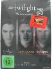 Die Twilight Saga 1-3 - Was bis(s)her geschah - Fan Edition