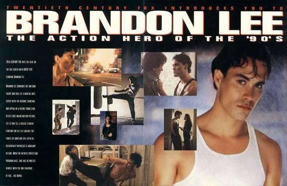 RAPID FIRE(BRANDON LEE,1992)LIM.MEDIABOOK C(BLACK)UNCUT
